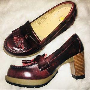 ❤️ Dr. Martens Romy Tassel Platform Loafers